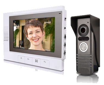 Video Door Intercom/Video Door Bell NJ Philadelphia  sc 1 st  WhizTech & Video Door Intercom Installer in New Jersey Philadelphia and New York